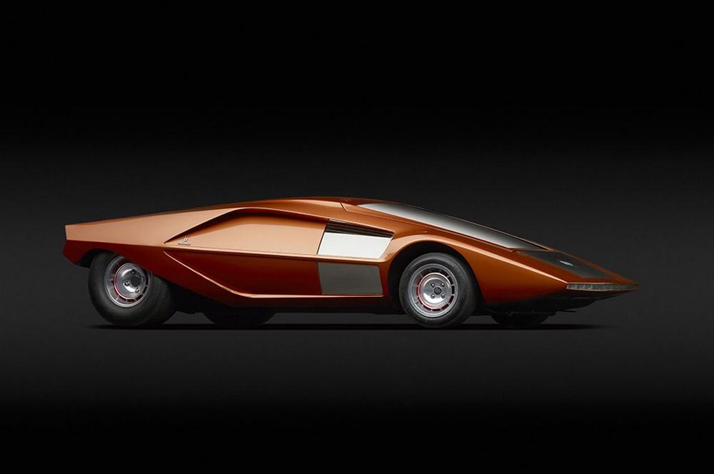 1970 Lancia (Bertone) Stratos HF Zero