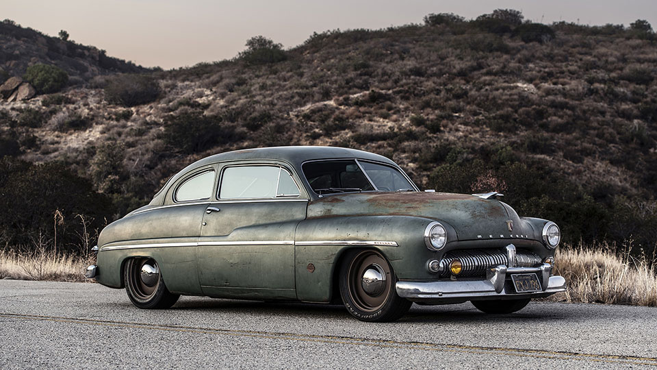 Icon Derelict 1949 Mercury EV