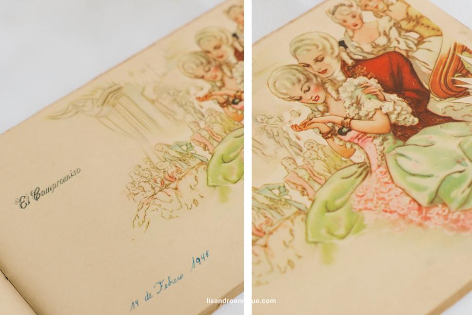 Fotolibros de Bodas - Viejos Libros de Novios - Libros Antiguos (25)