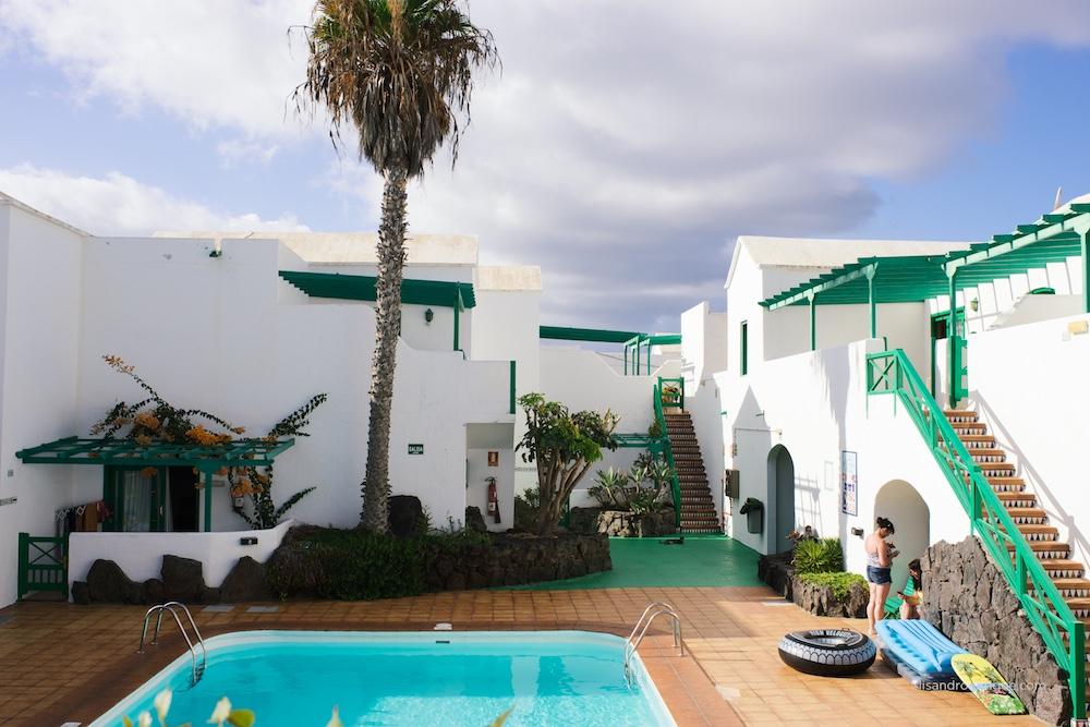 Apartamentos Celeste, Lanzarote