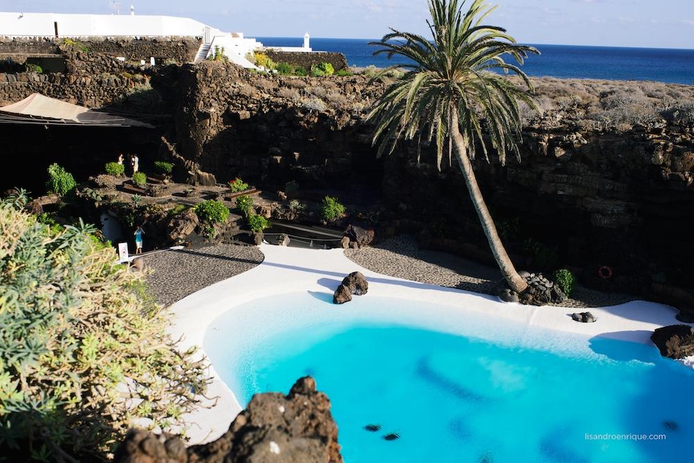 Haría, James del Agua, Lanzarote