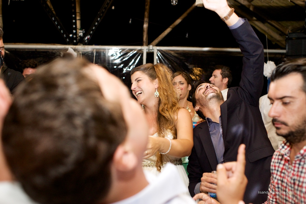 La Boda de Majo y Nica en www.lisandroenrique.com
