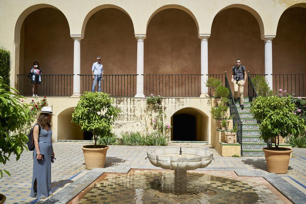 Sevilla Alcazar Plaza España Fotos DSC03664.jpg