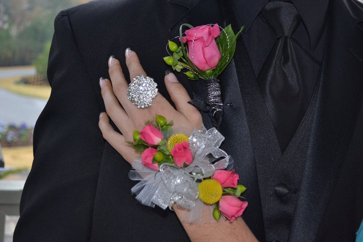 Prom Corsage & Boutonieere