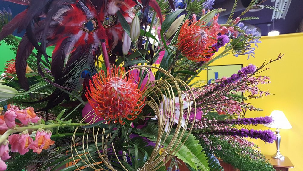 Chattanooga Corporate Event Flowers