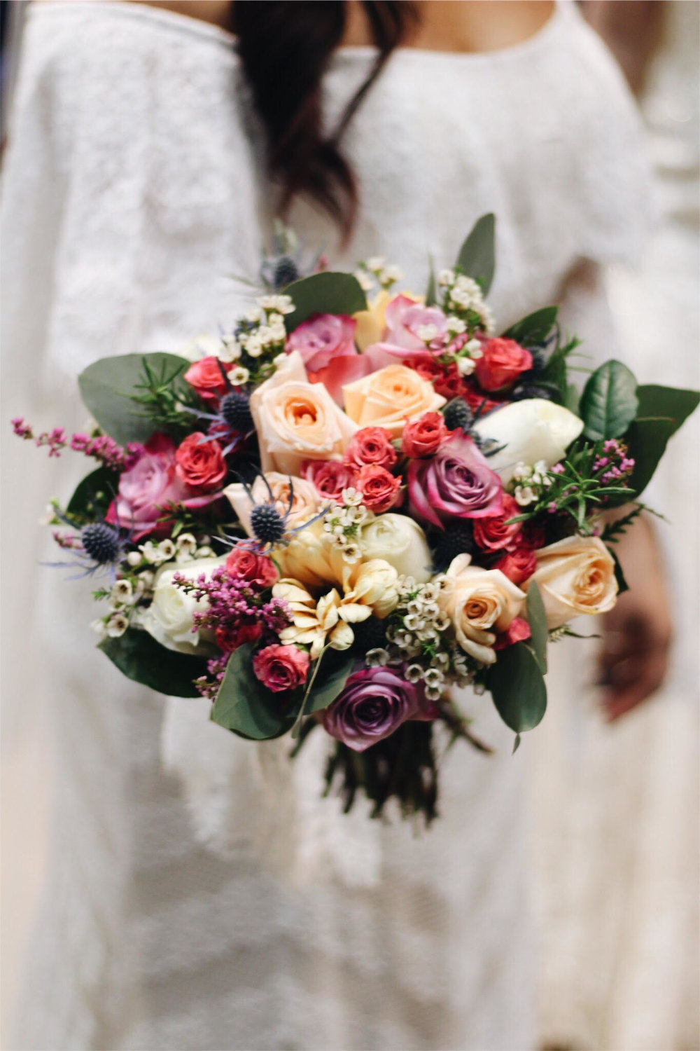 Wedding Bouquet  by Blue Ivy Flowers, Chattanooga, TN