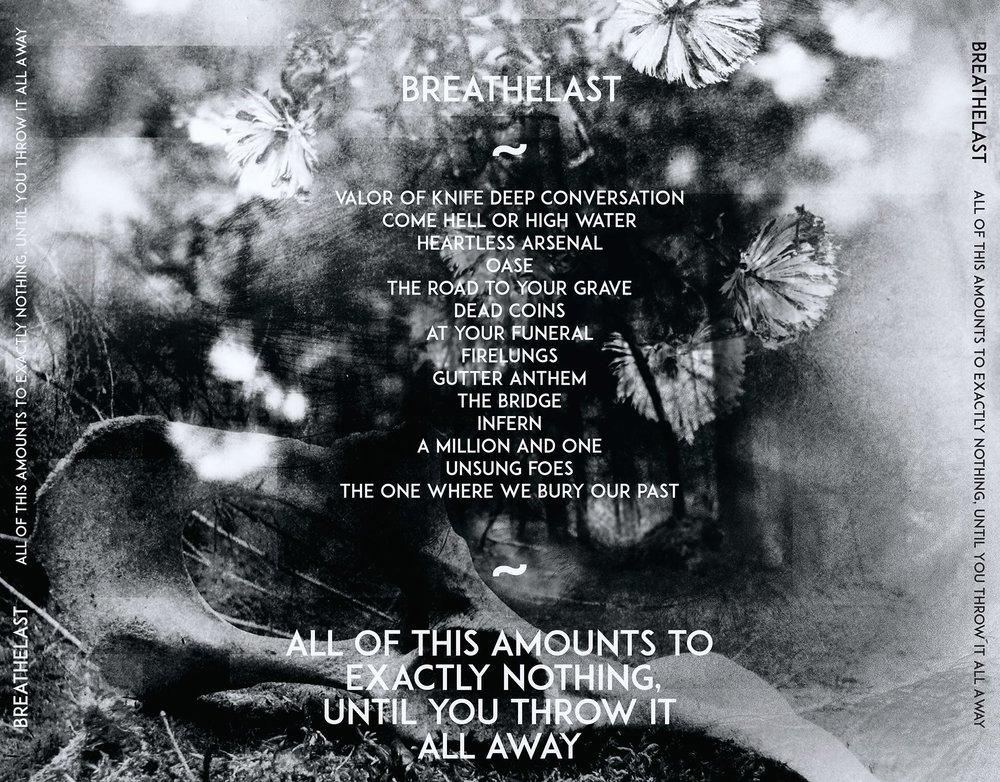 Marți 13 februarie în Control - Întotdeauna se simte când o trupa se maturizează și acum după 8 ani de Breathelast, un nou album este încă un stâlp-dovadăa perseverenței și insistenței (poate chiar încăpățânării), cu rezultate revelatoare.