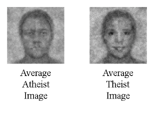 aggregate mash-mush-faces for atheists and believers