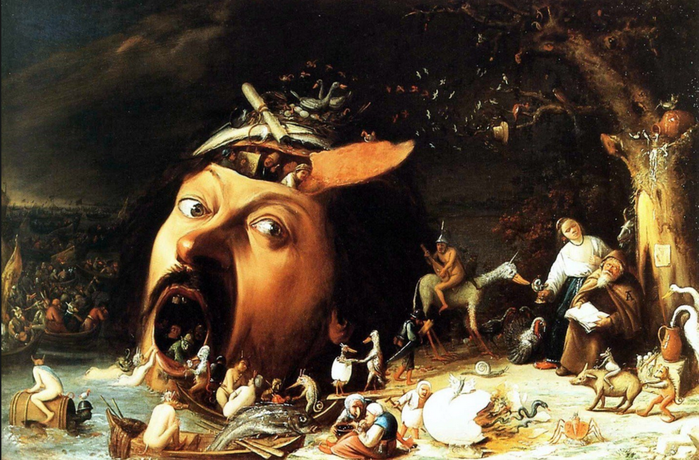 The Literature, artist rendering