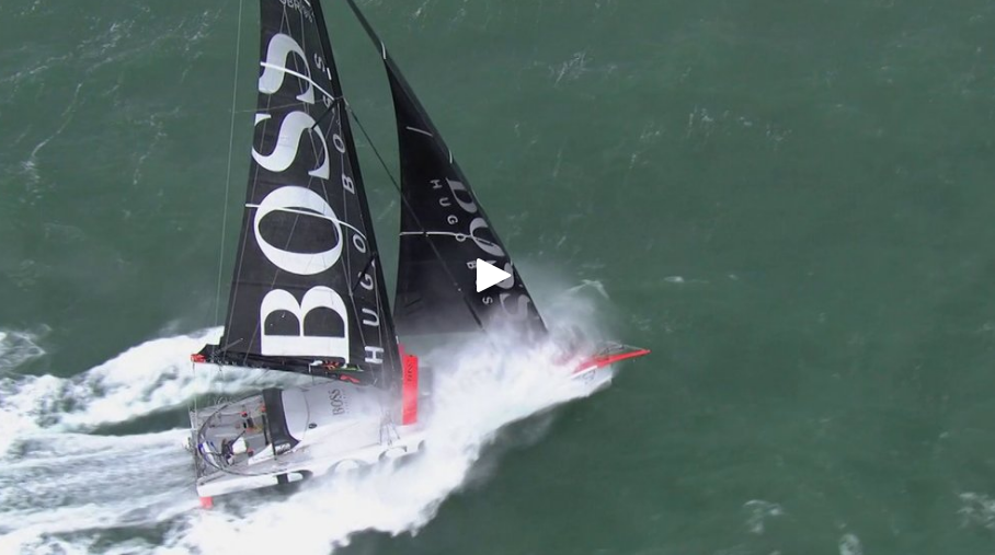 Hugo Boss Vendee Globe - coverage to create films that raised awareness of the event, captured live action and secured post-event sponsorship.