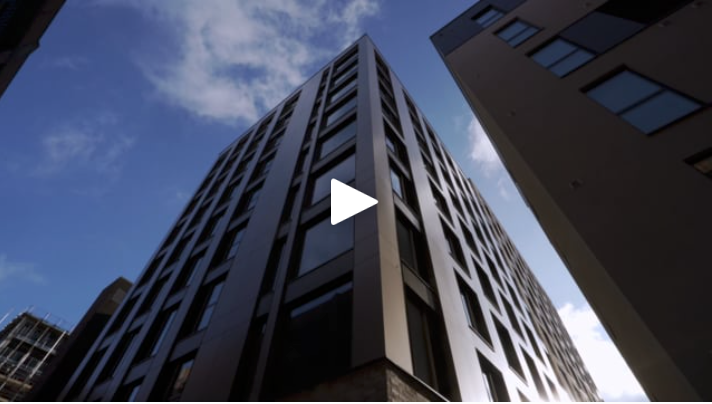T&T Facades and Breckenridge Growth Agency used the opportunity of a prestigious case study to create a variety of video content to support their marketing strategy.