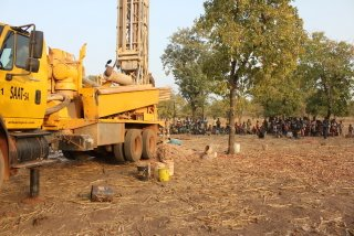 IMG_9247 - M. SOME's Drilling Rig.JPG