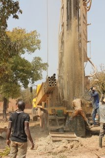 Developing the well