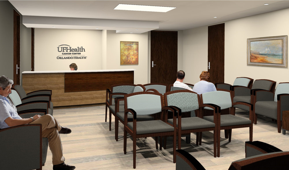 Health Care Reception Room