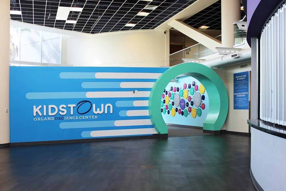KidsTown Entry Portal