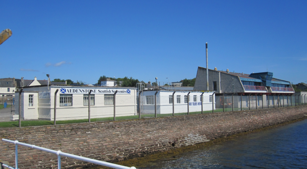 Admiralty Pier Industrial Units