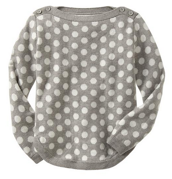 polkadotsweater