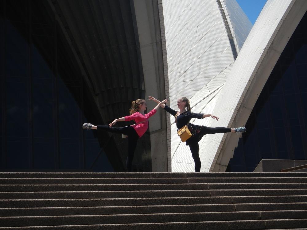 Opera House Arabesque