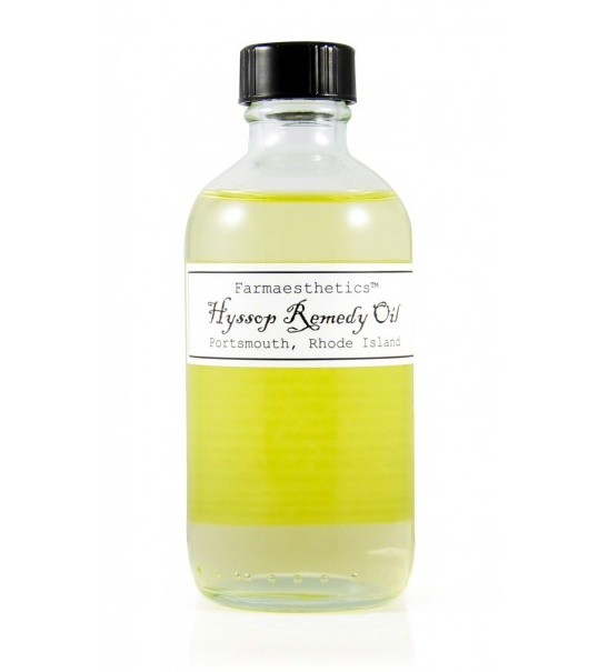 LNL Gift Guide — Hyssop Remedy Oil