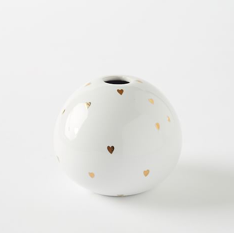 LNL Gift Guide — Heart Bud Vase
