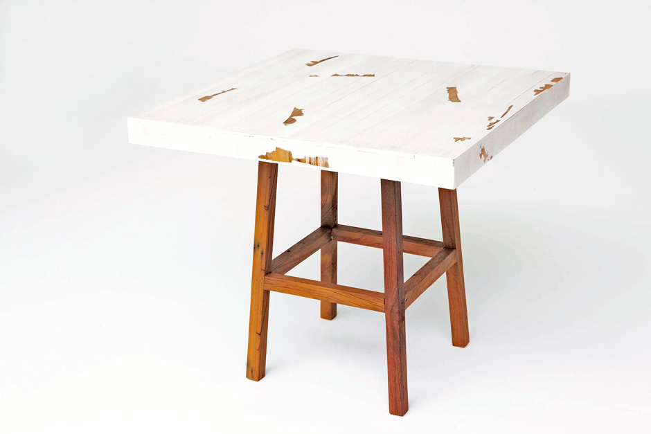 Dona Marta high and low table