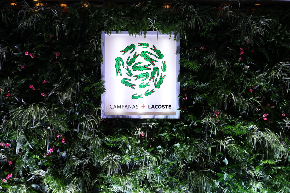 Campanas + Lacoste 2012 Launch in Beijing