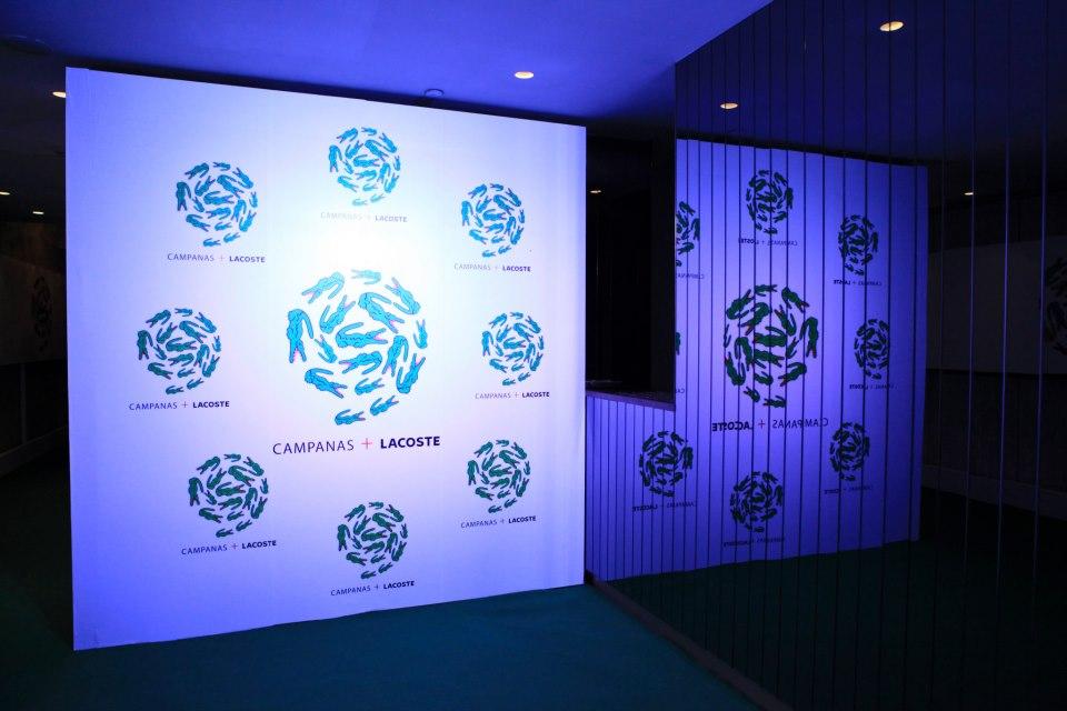 Campanas + Lacoste 2012 Launch in Beijing