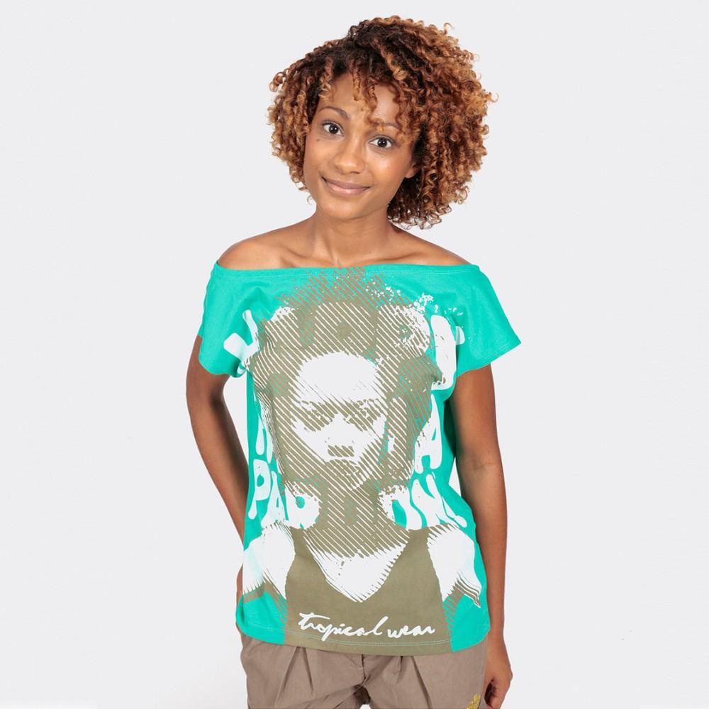 Happy Favela T shirt women.jpg