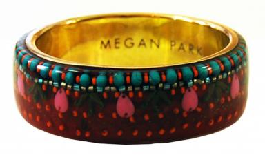 favela fluro drop resin bangle.jpg