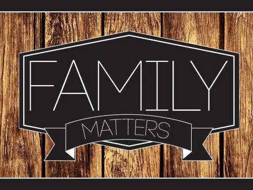 Family Matters Sermon Series - Missio Dei Church in Asheville, NC