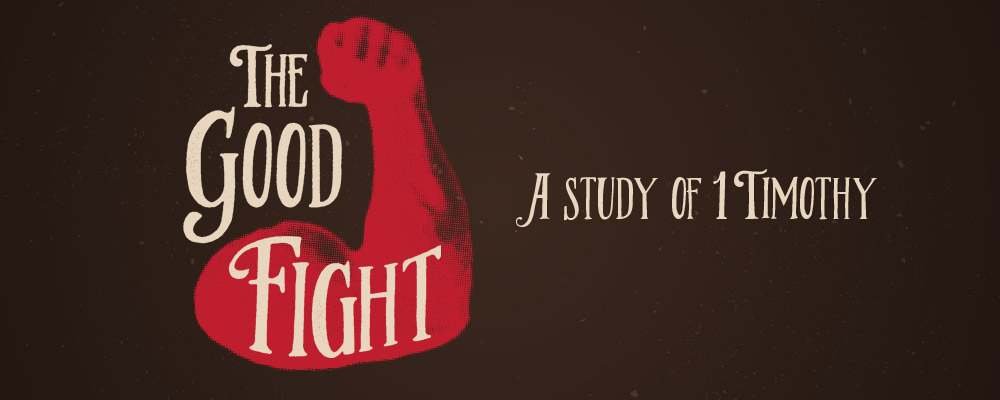 The Good Fight Sermon Series - Missio Dei Church in Asheville, NC