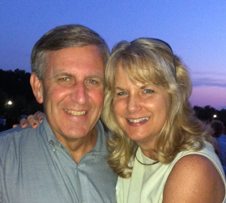 John & Phyllis Parrish  West Asheville -  7:00pm