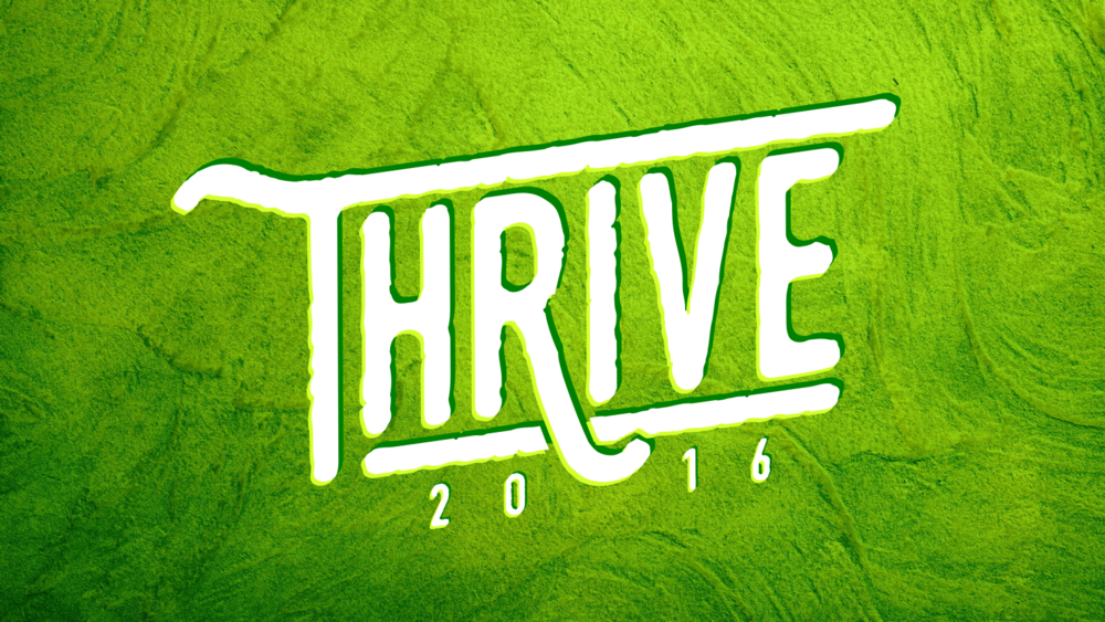 Thrive    January 2016
