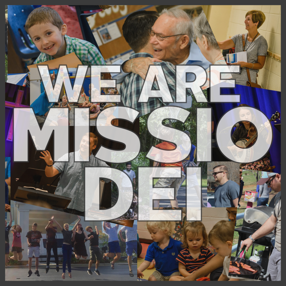 We Are Missio Dei    January 2017