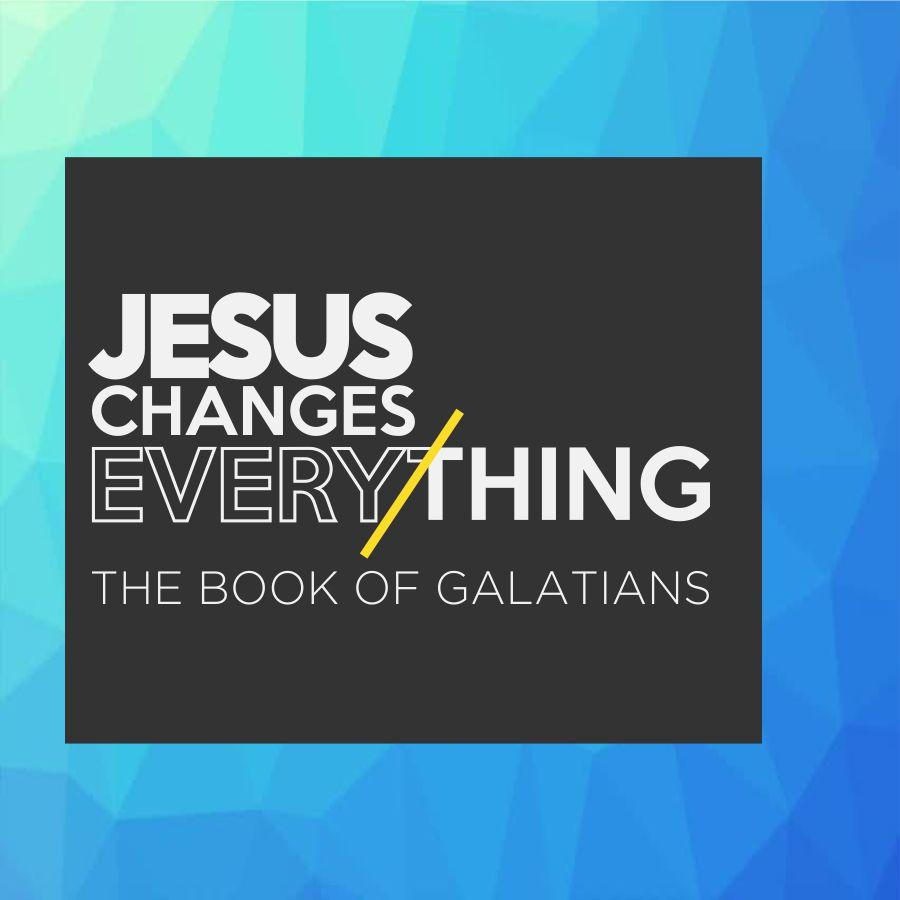The Book of Galatians     September - November 2017