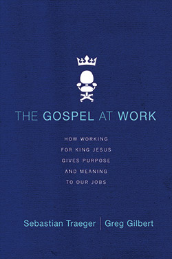 - This week Bryan mentioned the bookThe Gospel at Work: How Working for King Jesus Gives Purpose and Meaning to Our Jobs by Traeger and Gilbert[Amazon link]