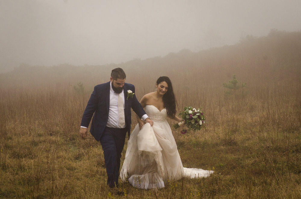 Anca + Mike: Pocono Mountains, PA