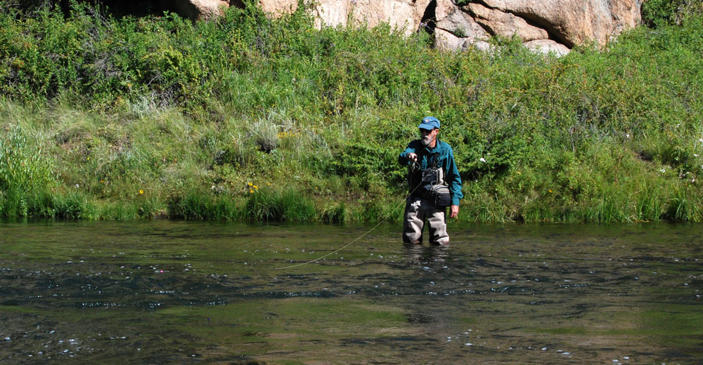 Tight lining with a strike indicator ed engle fly fishing for Fly fishing strike indicator