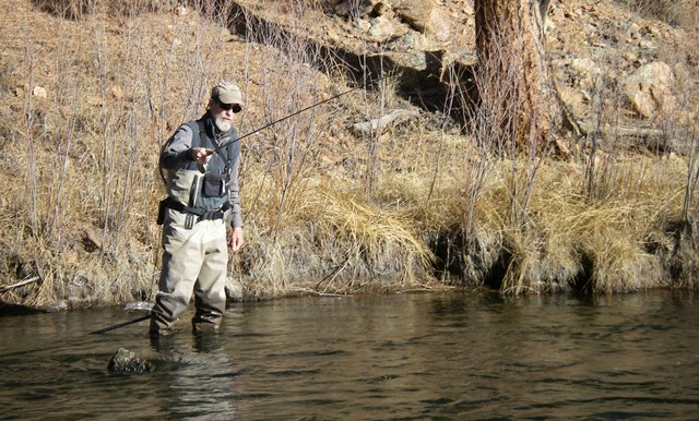 Lone angler journal ed engle fly fishing for Fly fishing classes near me