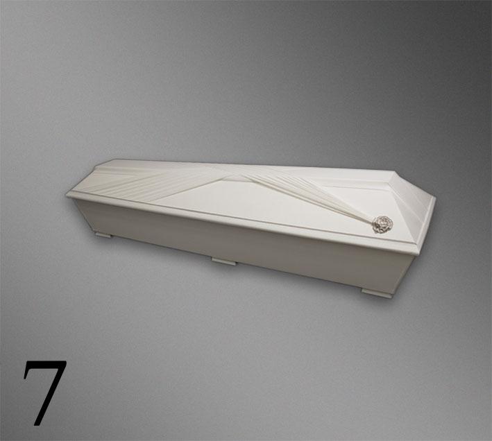 Pellava-arkku nro.7