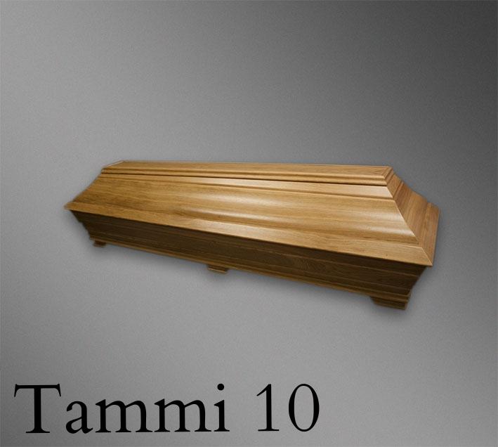 Tammiarkku nro.10