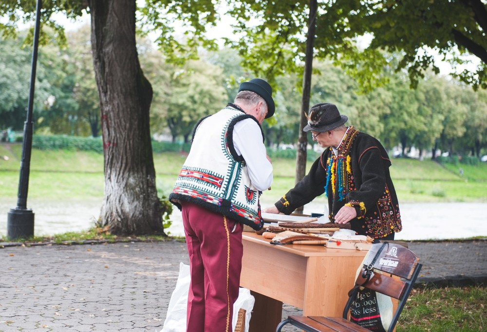 לבוש מסורתי אוקראיני
