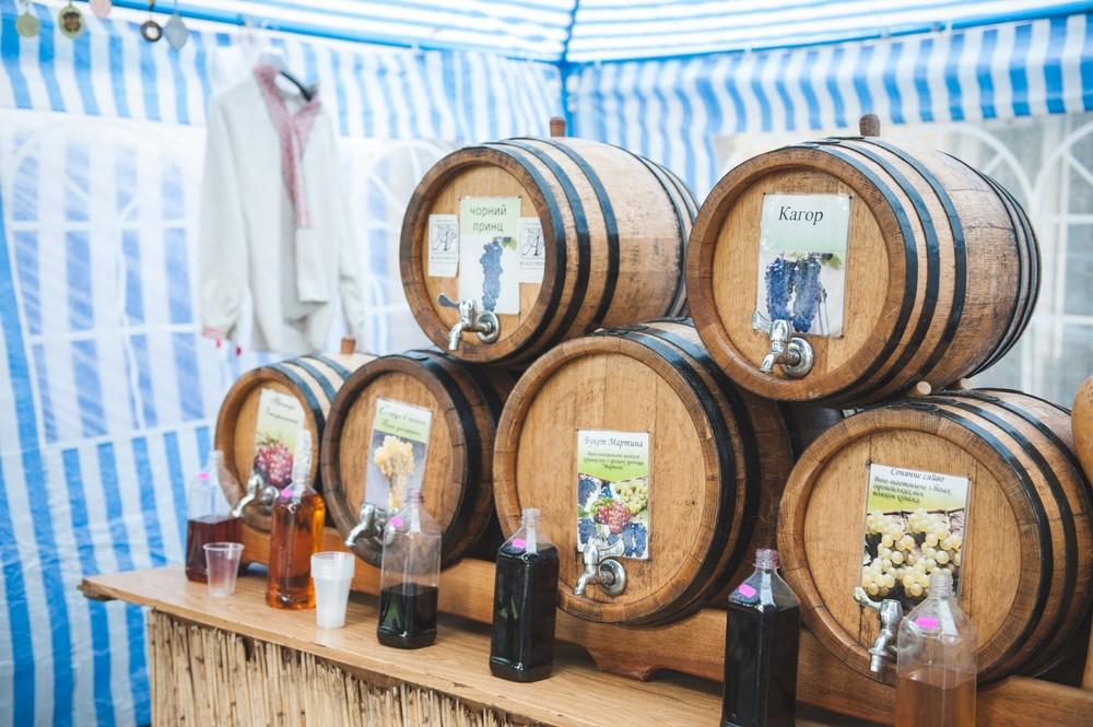 פסטיבל גבינות ויין אוקראינה