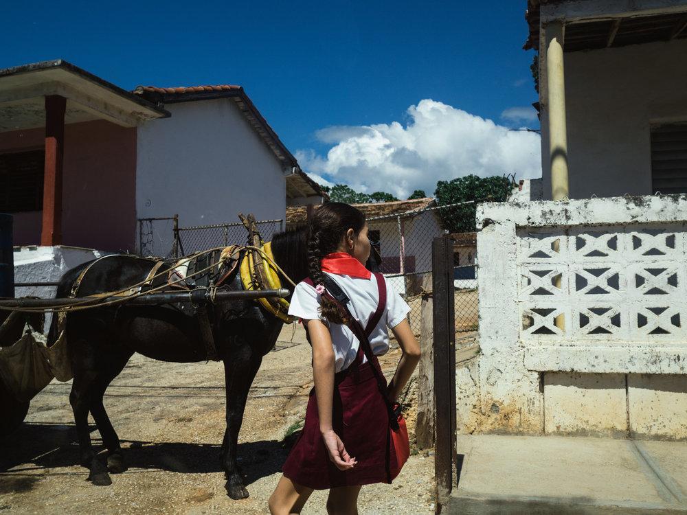 טרינידד, קובה