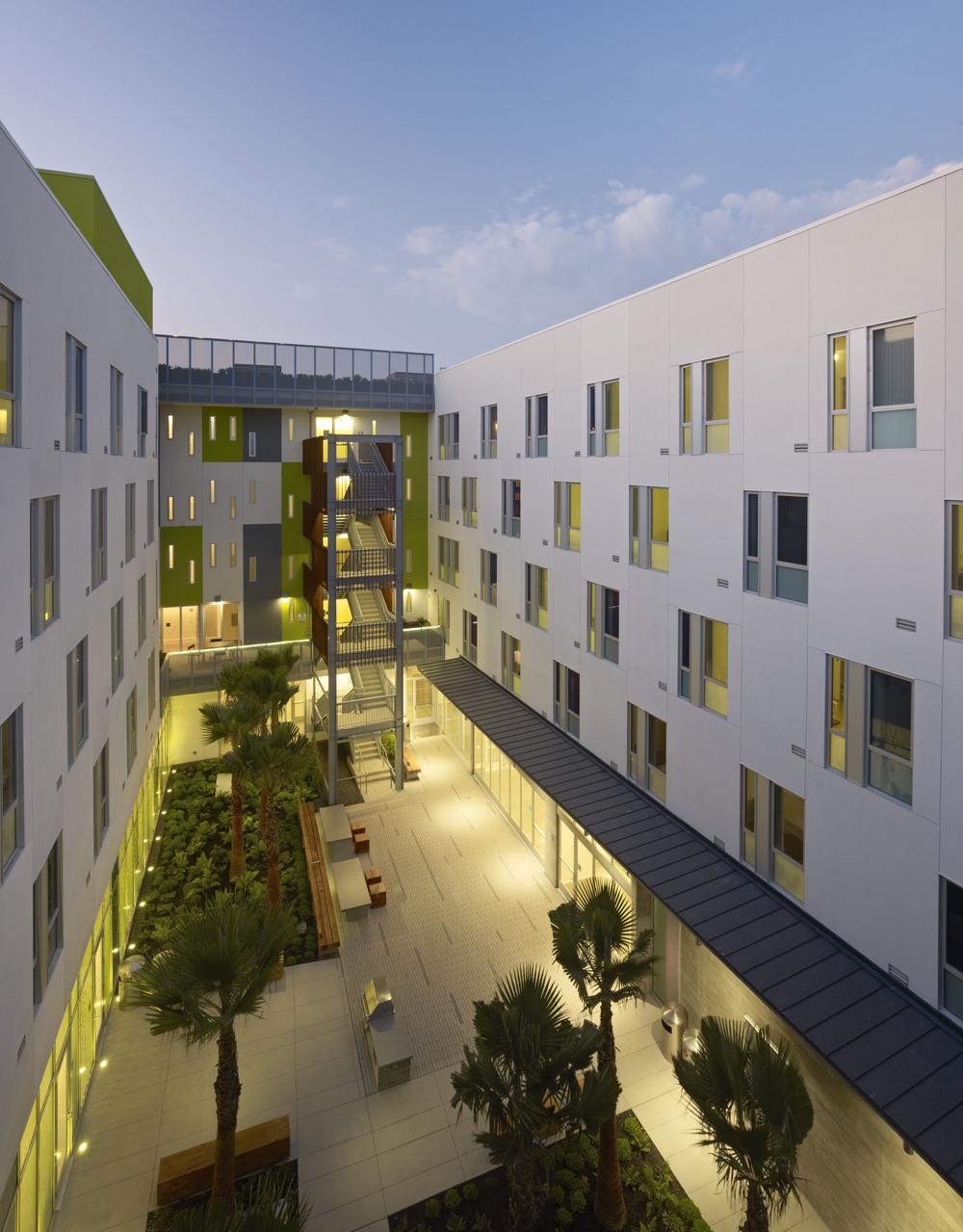 Richardson Apartments Andrea Cochran Landscape Architecture