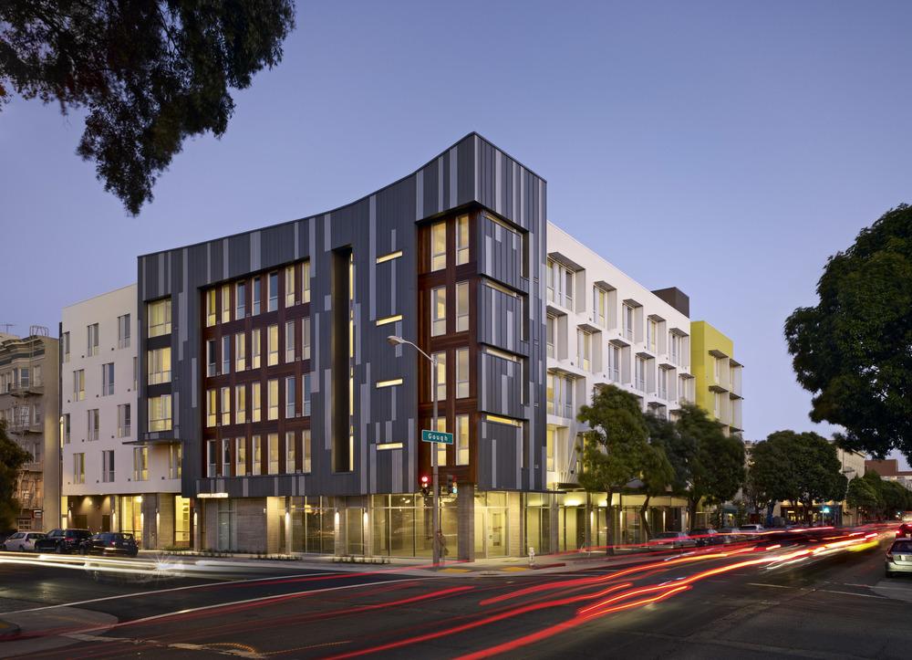 Richardson apartments andrea cochran landscape architecture for Richardson architect