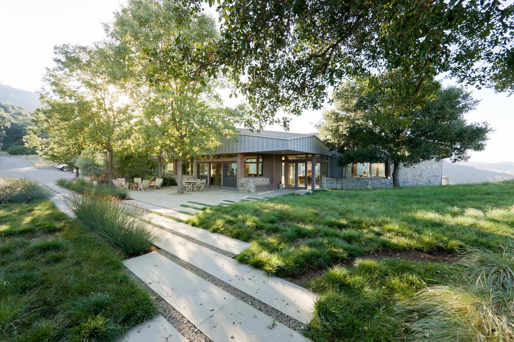 St Helena Residence Andrea Cochran Landscape Architecture