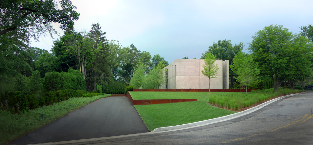 Chapel Hill Community Center >> Dresner Residence — Andrea Cochran Landscape Architecture