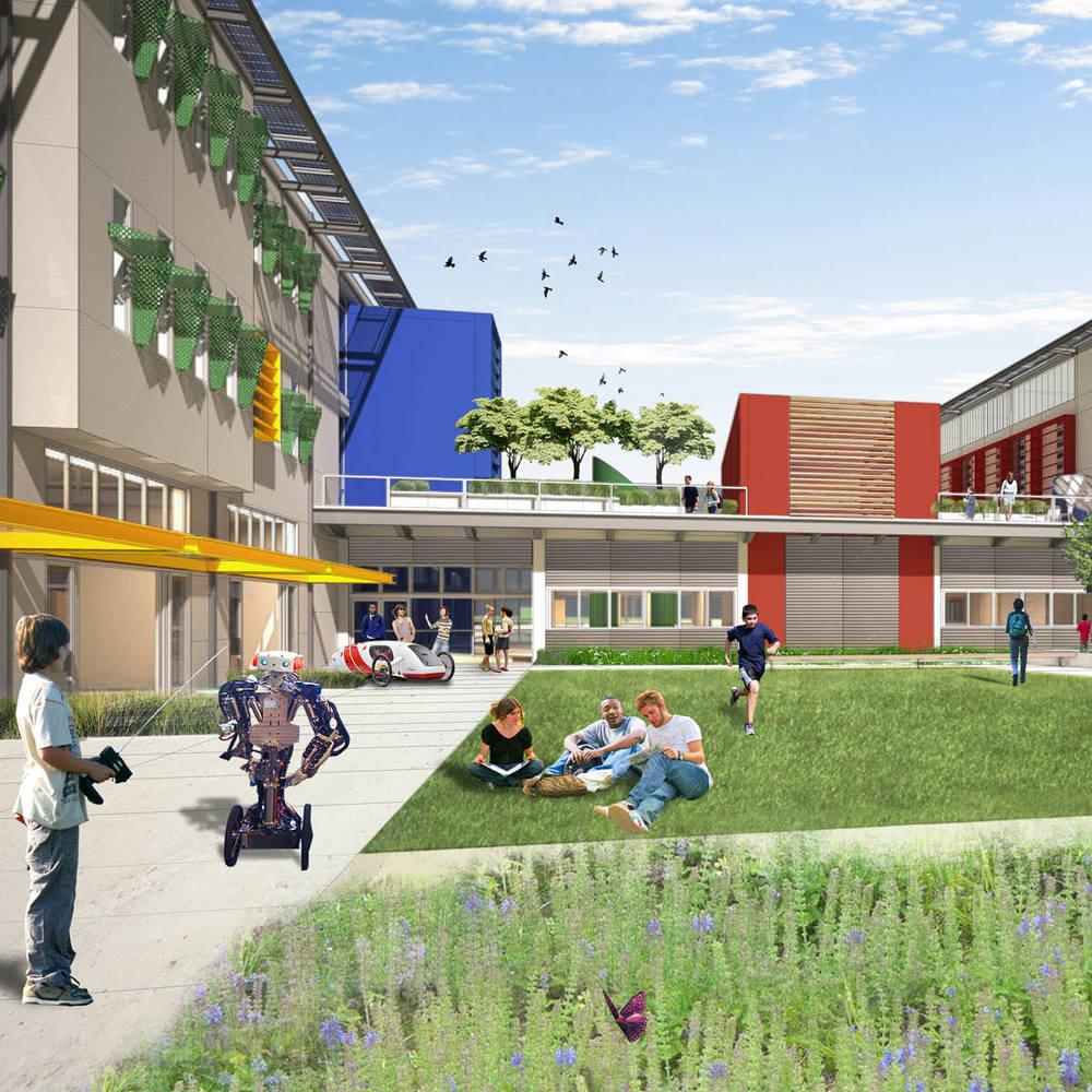 Nueva High School  San Mateo, CA