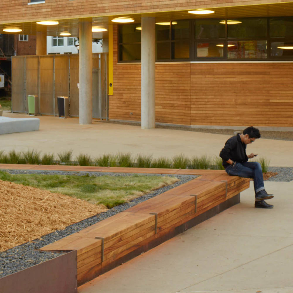 Maximino Martinez Commons  University of California   Berkeley, CA